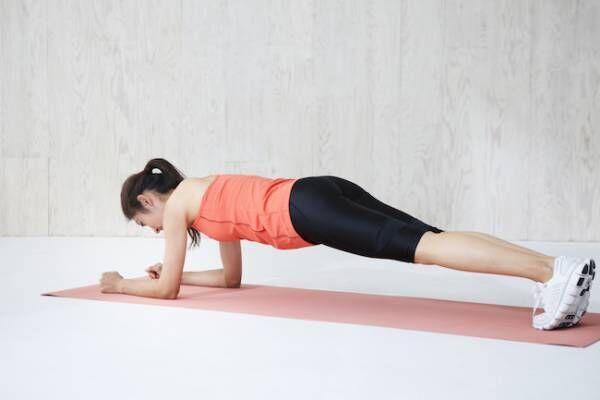 ズボラなあなたにこそおすすめ!みるみる痩せる「体幹トレーニング」のススメ2画像