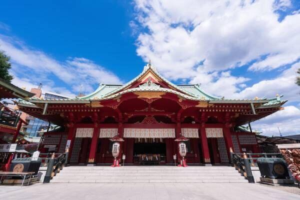 買い物のついでに行けちゃう!都内の駅チカ恋愛パワースポット3選!