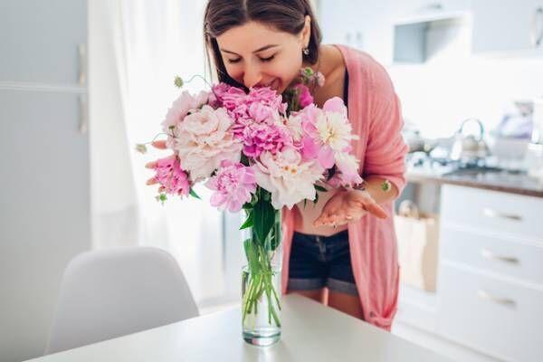花を飾れば恋愛運アップ!?運気を高める花の種類&飾るべき場所はここ1画像