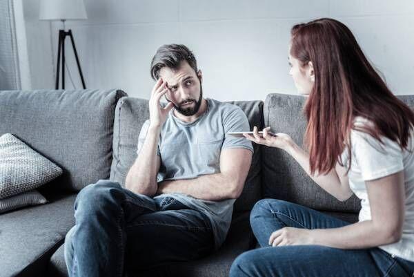 夫婦喧嘩の度に黙り込む旦那。うまく気持ちを話させるコツって?