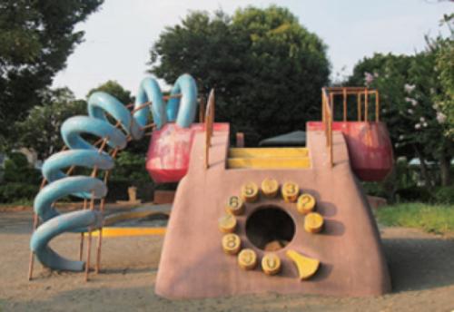 ユニークな遊具に詳しいあさみんさんにイチオシの公園をお聞きしました!