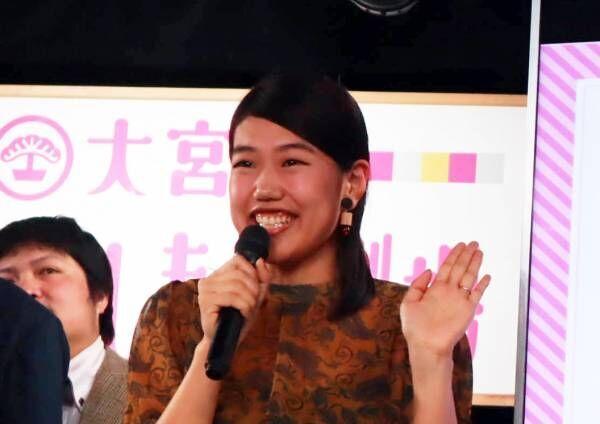 横澤夏子が預かってくれるかも!? 大宮ラクーンよしもと劇場に簡易託児所が登場!