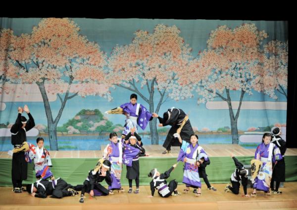 「伝創館こども若草歌舞伎 夏公演」開催