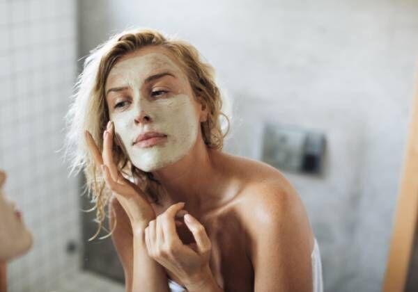 保湿効果+αもうれしい朝専用マスク