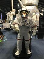 息子と行ったJAXA宇宙センター。お月見か月面着陸か。そして月の絵本。【Anneママの『絵本とボクと、ときどきパパ』】
