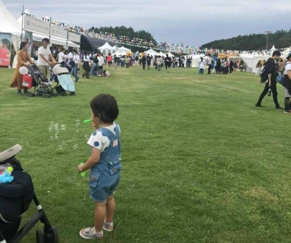 世界平和を願う野外フェス「PEACE DAY19」 子連れママのリアルな感想は?