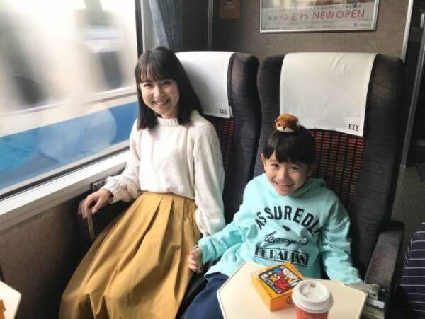 小田急ロマンスカーに乗って箱根の旅へ。【ママ鉄・豊岡真澄の親子でおでかけ】