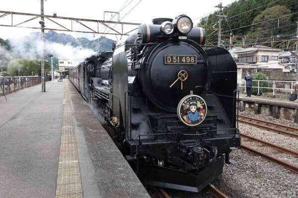 「鬼滅の刃」と鉄道の夢のコラボ。リアル無限列車が走り出す!