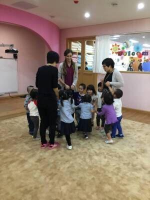 幼稚園クラスメイトの中国人から、お誕生日会のお誘いが!
