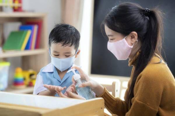 感染しないが吉!子供のインフルエンザ対策としてできること