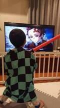 【チュートリアル福田の育児エッセイ・68】 気づいたら、親子ですっかり『鬼滅の刃』にハマりました!