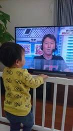 【チュートリアル福田の育児エッセイ・46】テレビに出ているパパに向かって息子が叫んだのは……。