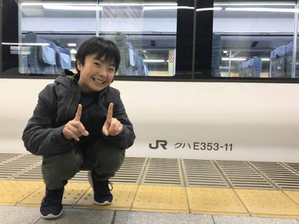 特急あずさで親子2人旅!【ママ鉄・豊岡真澄の親子でおでかけ】
