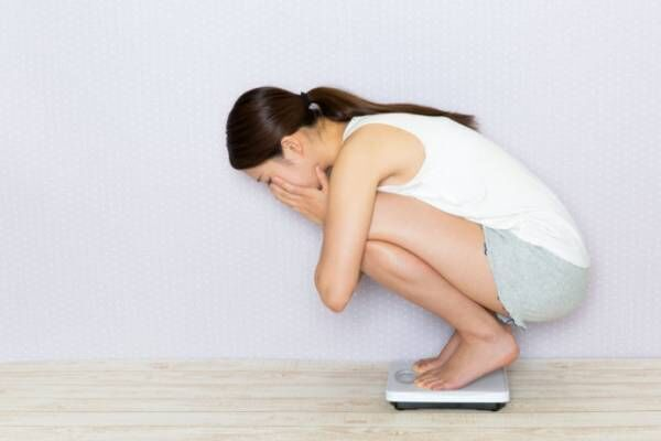 産後の体重が減らない原因は、●●と■■かも!《産後の体重の戻し方》