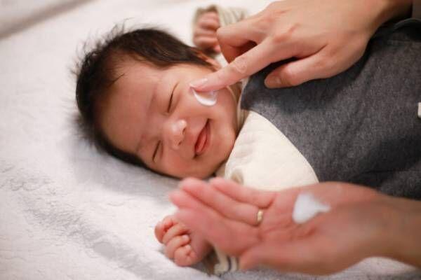 赤ちゃんの保湿は必要?その理由と保湿方法をご紹介