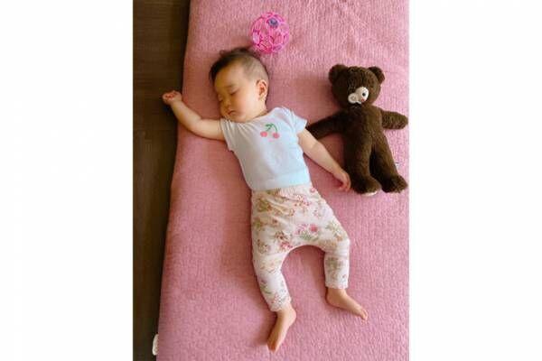 「ミキティの育児365日」vol.4 子どもの寝かしつけについて