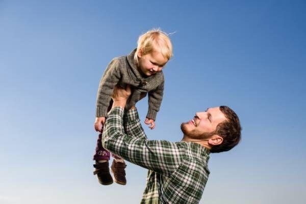 子育てにおける父親の大切な役割!イライラしない家庭円満のコツとは