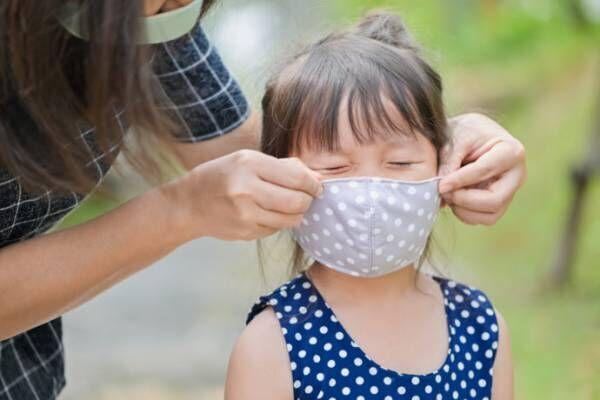 赤ちゃんにマスクは必要なのか?《赤ちゃんのコロナウイルス対策》