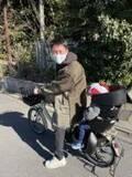 ついに福田家に導入された、保育園送迎に必須のアイテム!【チュートリアル福田の育児エッセイ・72】