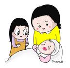 コロナ禍の妊娠・出産を経験して ②出産~産後1か月
