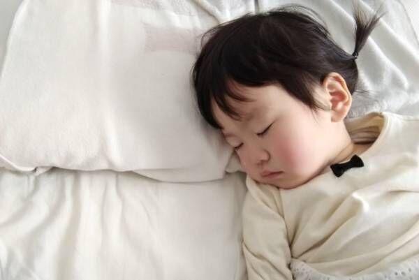 2歳児のいびきがうるさい!考えられる原因や子供に与える影響を解説