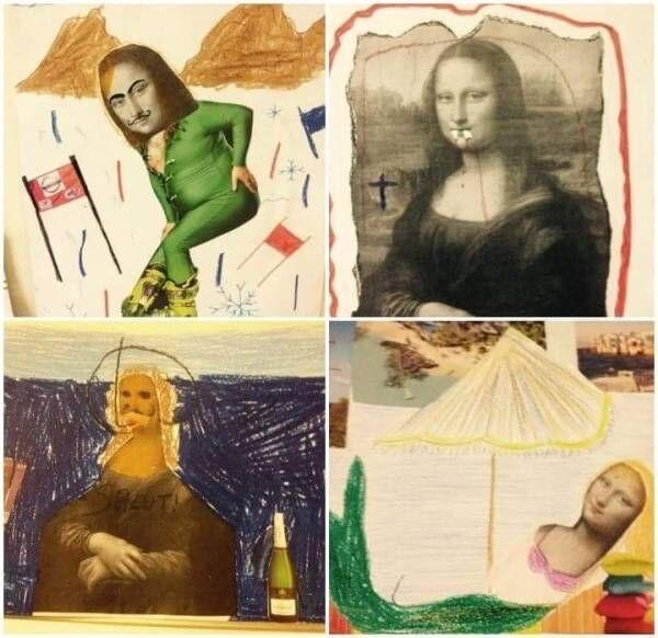 【フランスからの報告】小学校での美術教育