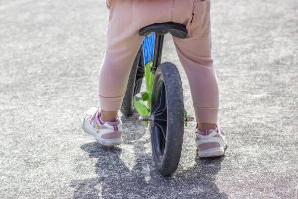 3歳児でも簡単に乗れる?子どもの自転車はここを見て決める