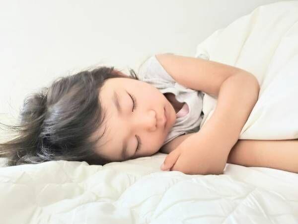 3歳児に必要な睡眠はどれくらい?昼寝をすると夜寝ない時の対処法