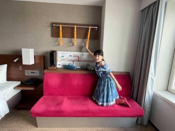 極上のトレインビューホテルがさらにレベルアップ!