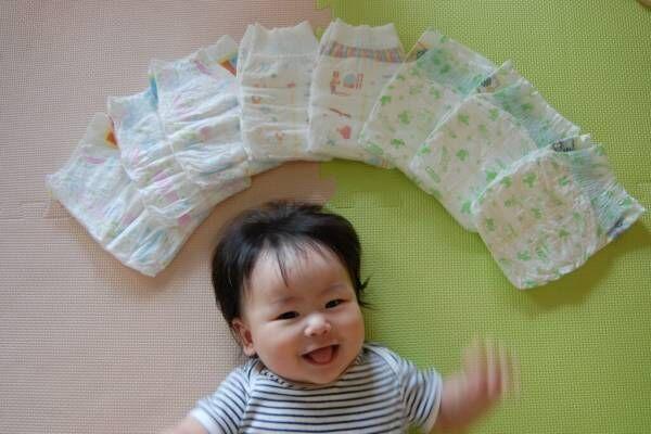 オムツの選び方のポイントとは?赤ちゃんに最適なオムツを選ぼう