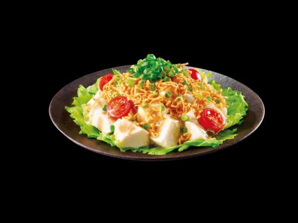 シャキッとパリッと。「チキンラーメン モヤサラダ」は1食あたり約100円! 子どもも大人も大好きな味♡