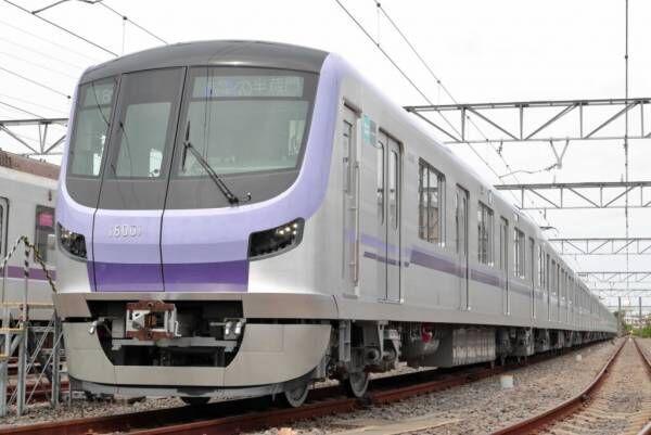 東京メトロ半蔵門線の新型車両18000系に会ってきました!