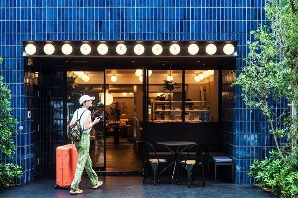 1階には食パン専門店。モダンでミニマルなホテル〈CAFE/MINIMAL HOTEL OUR OUR〉が浅草橋に誕生!