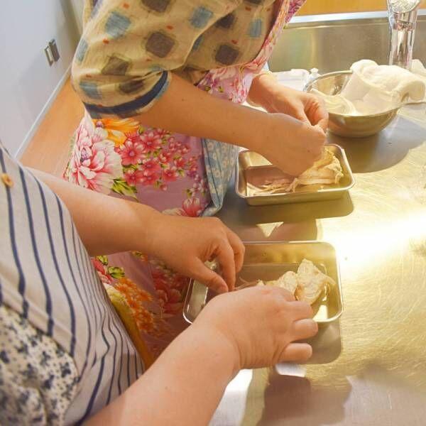 『台湾フェスタ2019』開催記念!台湾料理教室で、夏にぴったりの「鶏肉飯」づくり。