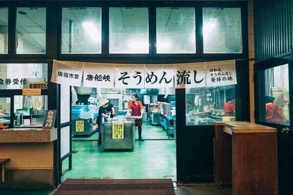 鹿児島で食べたいローカルグルメ・スイーツ6軒!発祥地・回転式そうめん流しはマスト。