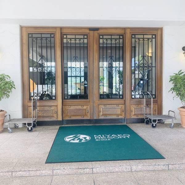 南欧風のホテルでご褒美ステイ!伊勢志摩にある〈都リゾート 志摩 ベイサイドテラス〉へ。