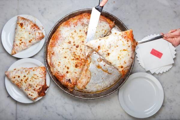チーズたっぷりで1ユーロ=120円!?ミラノ発・老舗ピッツェリア〈SPONTINI〉が、9/17(火)限定「イタリア料理の日」イベント開催。