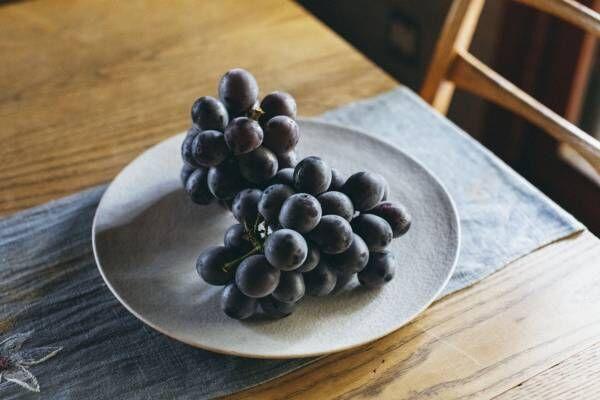 〈restaurant eatrip〉の厨房から。vol.3 ぶどうを発酵させてみよう。