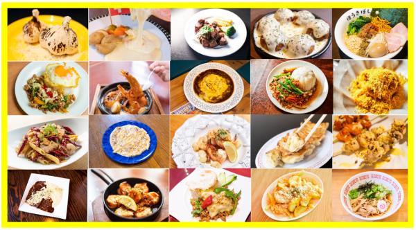 ニンニク料理とチーズ料理の楽園!『ガーリック&チーズパラダイス』。