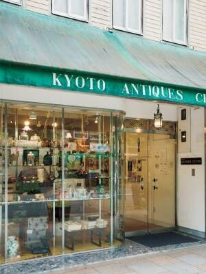 京都・寺町散策で巡りたい、おしゃれショップ3軒!アンティークや器など。