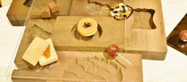 コレド日本橋テラスに片手で食べる新感覚フレンチ〈ONE HAND〉オープン!