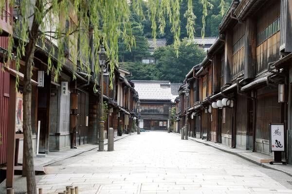 金沢旅行で泊まりたいホテル&一棟貸し宿とは?風情溢れる「暮らせる」宿がトレンド。
