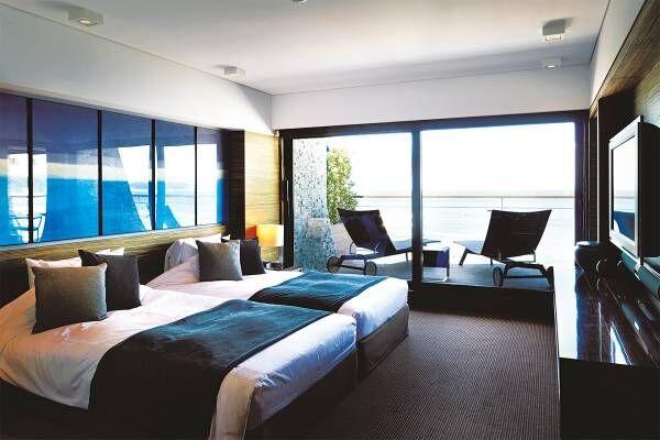 大人の週末デート旅行に。【葉山・伊東】オーシャンビューが自慢のご褒美ホテルへ。
