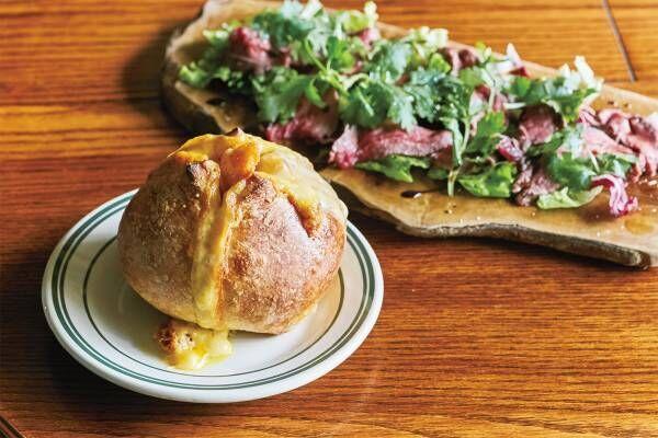 """""""パン飲み""""がブーム!【自由が丘】パン好きにおすすめのフレンチ・イタリアン・ビストロへ。"""