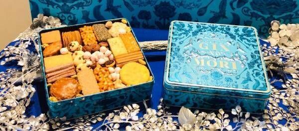 〈パティスリー GIN NO MORI〉の「プティボワ」は最高級クッキーの詰め合わせ。
