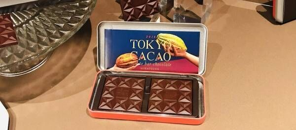 話題の東京産チョコレート「TOKYO CACAO」、11月1日より数量限定で発売開始!