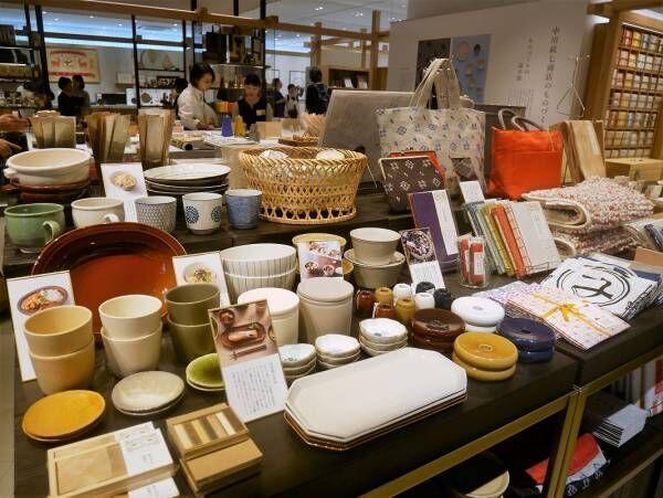 渋谷スクランブルスクエアに〈中川政七商店〉日本最大の旗艦店が誕生!