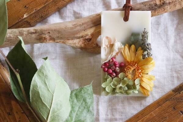お花系レッスンは種類豊富!【全国】フラワーレッスン・ワークショップ教室10軒