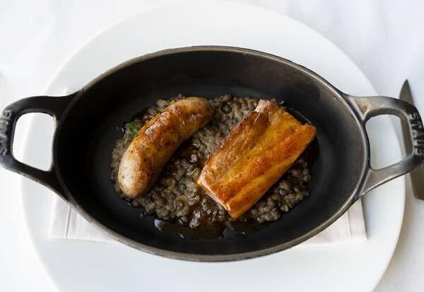 青山〈ブノワ〉でいただく秋のフランス料理で、贅沢なひとときを。