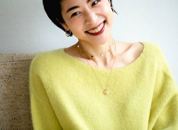 福本敦子「#星ちゃんねる」×〈apart by lowrys〉でコラボアクセサリーが発売!気分をあげてくれるお守りに。